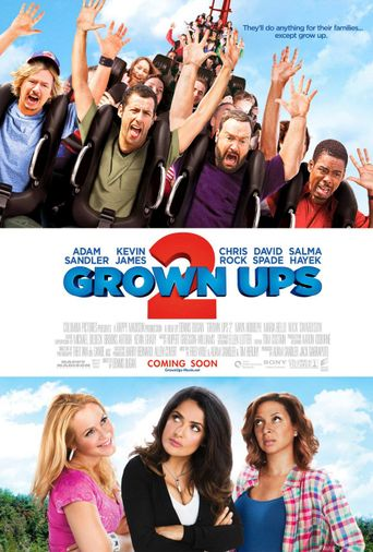Watch Grown Ups 2