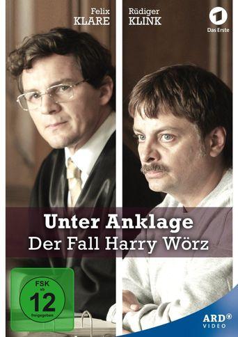 Unter Anklage: Der Fall Harry Wörz Poster