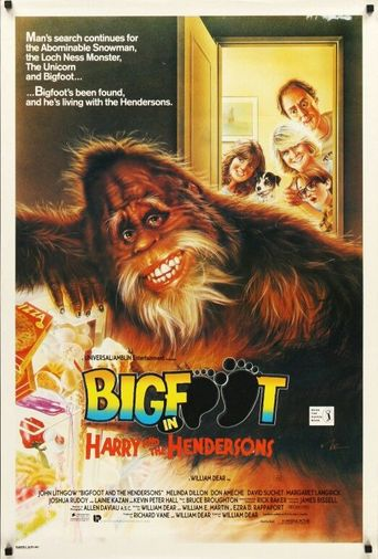 Watch Harry and the Hendersons
