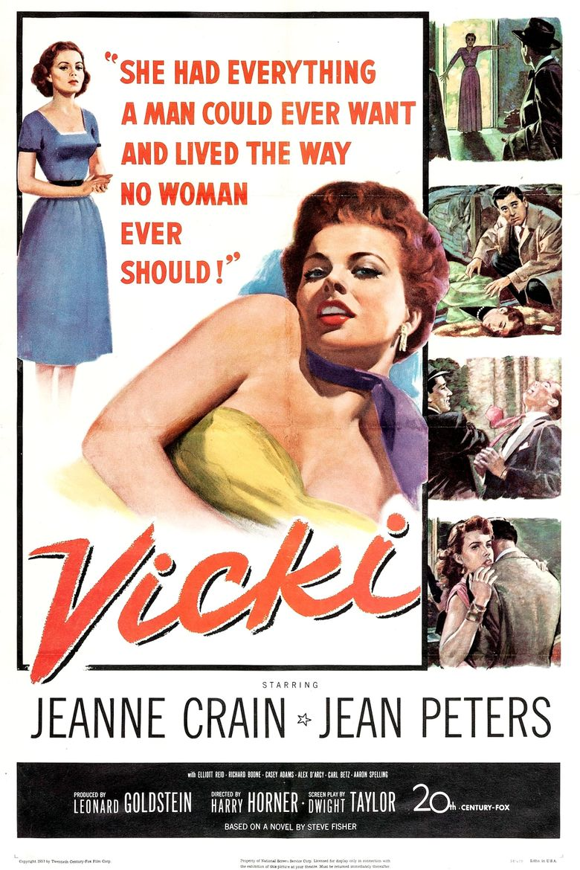 Vicki Poster