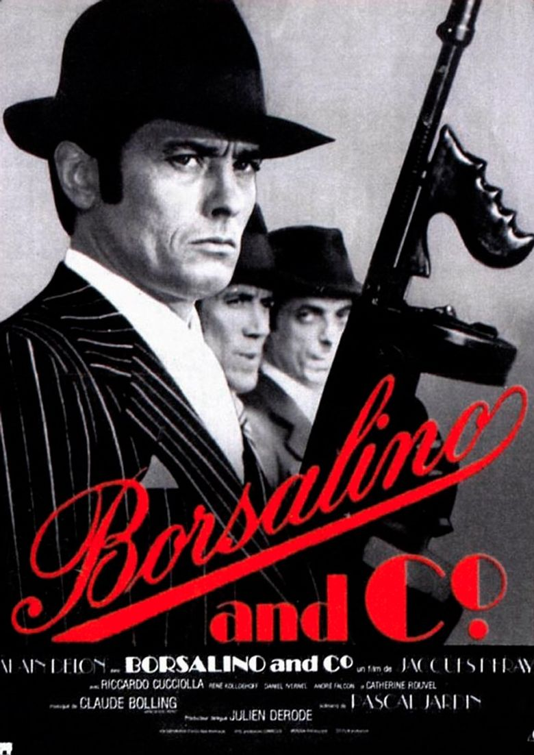 Borsalino and Co. Poster