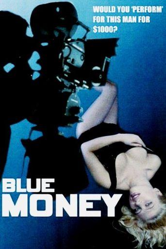 Blue Money Poster