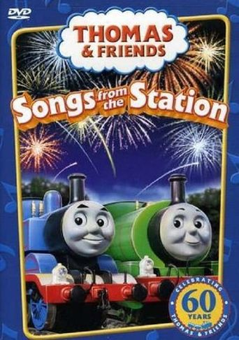 Thomas & Friends: Songs from the Station Poster