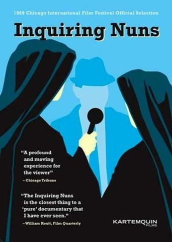 Inquiring Nuns Poster