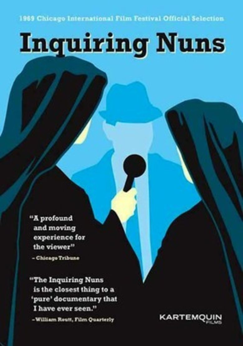 Inquiring Nuns Poster