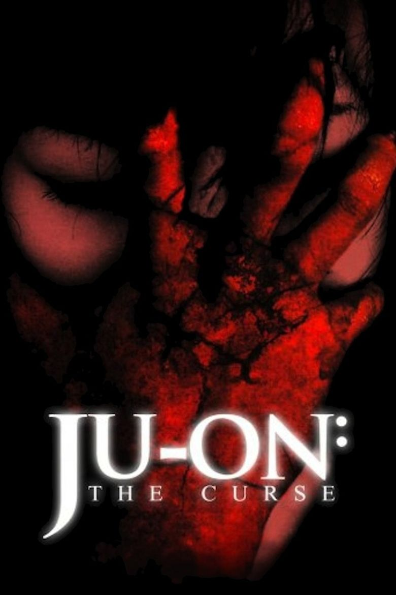 Ju-on: The Curse Poster