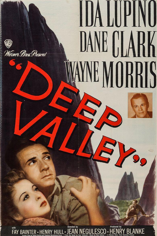 Deep Valley Poster