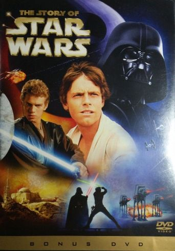The Story of Star Wars Poster