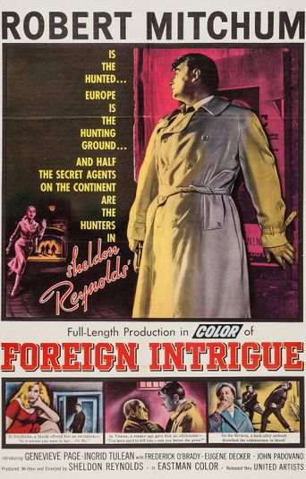Watch Foreign Intrigue