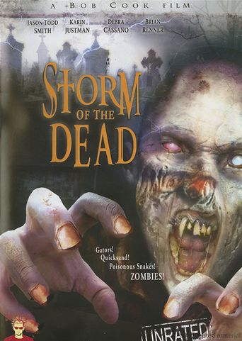 Storm of the Dead Poster