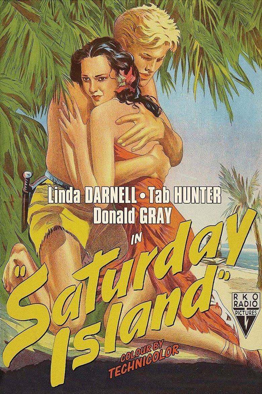 Saturday Island Poster