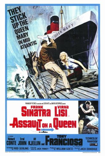 Assault on a Queen Poster