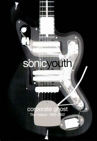 Sonic Youth: Corporate Ghost Poster