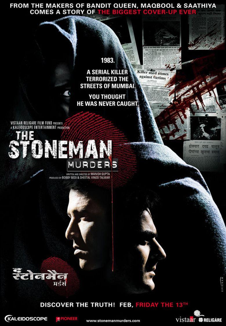 The Stoneman Murders Poster