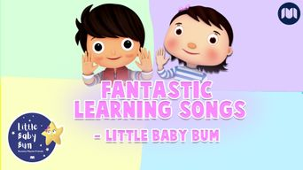 Fantastic Learning Songs - Little Baby Bum Poster