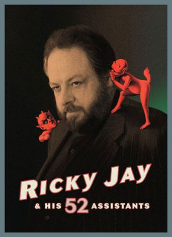 Ricky Jay and His 52 Assistants Poster