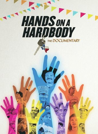 Hands on a Hard Body: The Documentary Poster