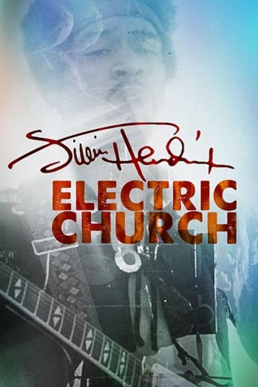 Jimi Hendrix: Electric Church Poster