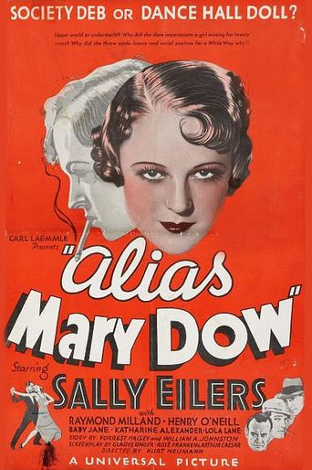 Alias Mary Dow Poster
