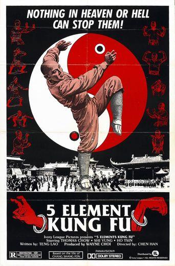 Adventure of Shaolin Poster