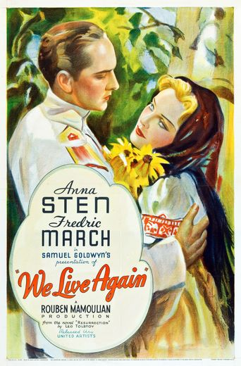 We Live Again Poster