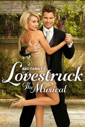 Lovestruck: The Musical Poster