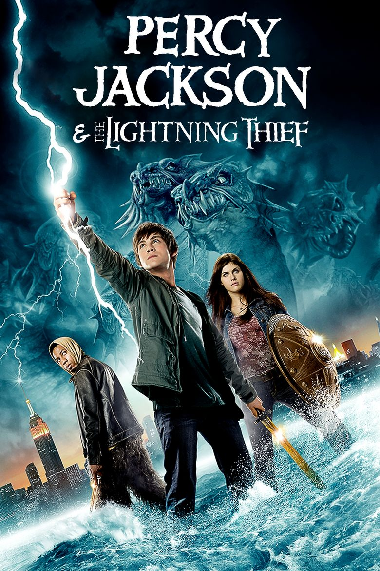 Watch Percy Jackson & the Olympians: The Lightning Thief