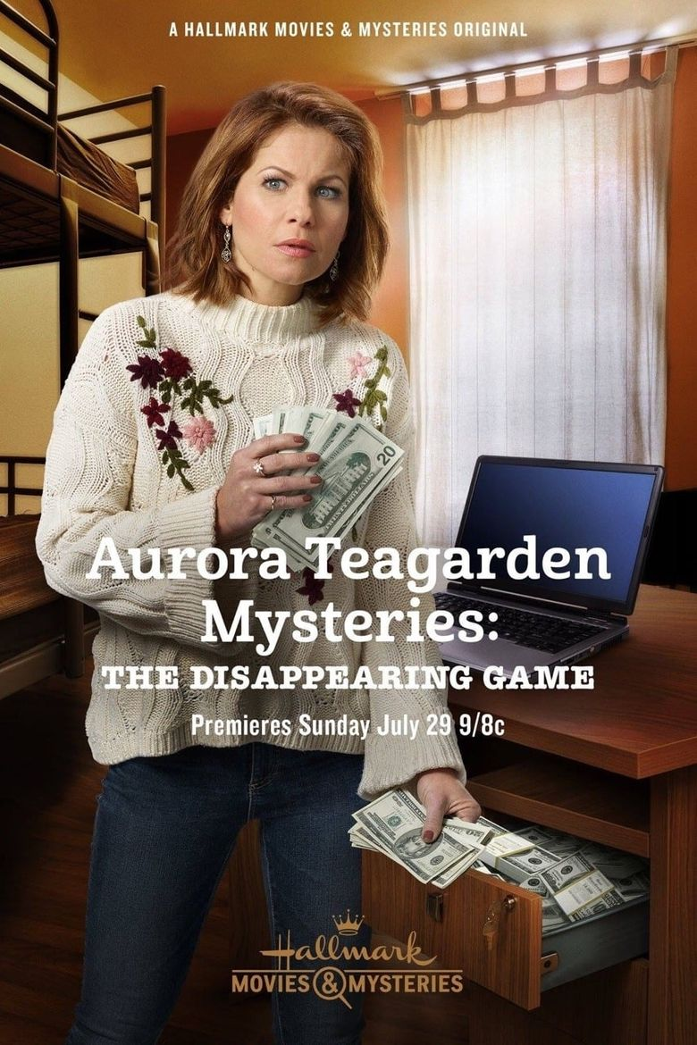 Aurora Teagarden Mysteries: The Disappearing Game Poster