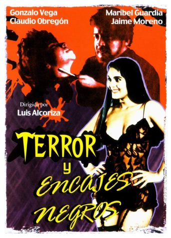Terror and Black Lace Poster