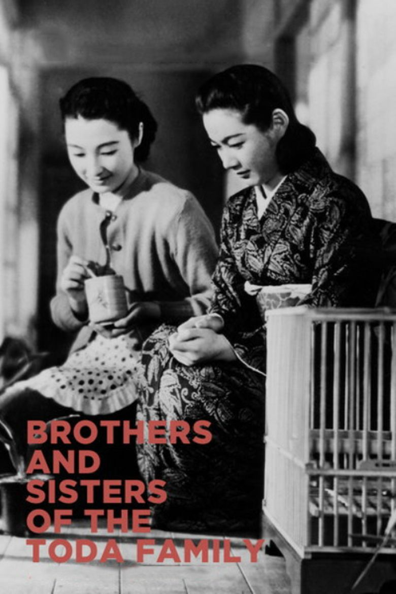 Brothers and Sisters of the Toda Family Poster
