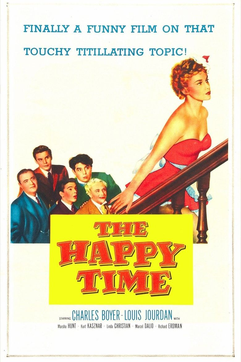 The Happy Time Poster