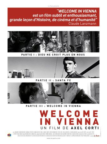 Welcome in Vienna Poster