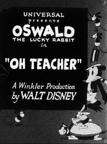Oh Teacher Poster