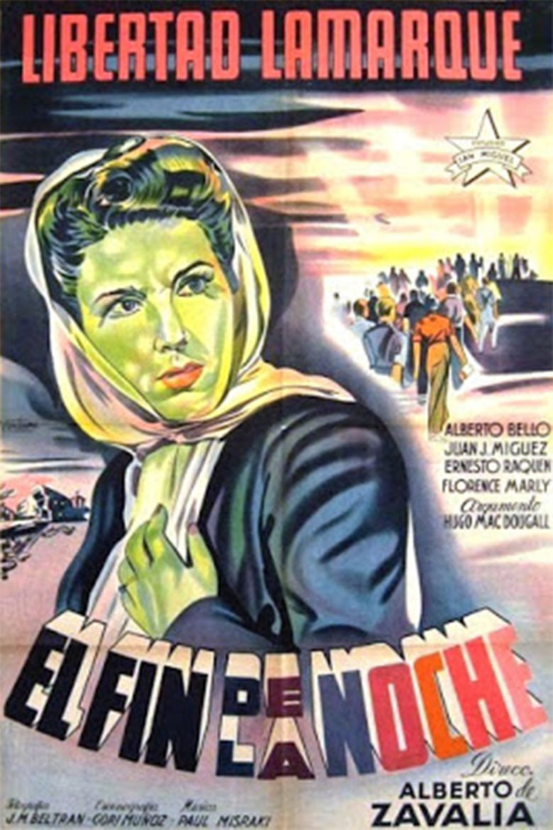 8ee7ec63598d El Fin de la Noche (1944) - Where to Watch It Streaming Online ...