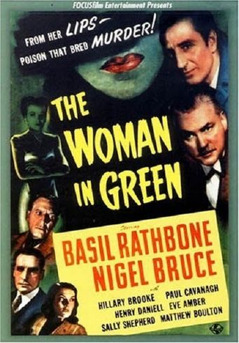 Watch The Woman in Green