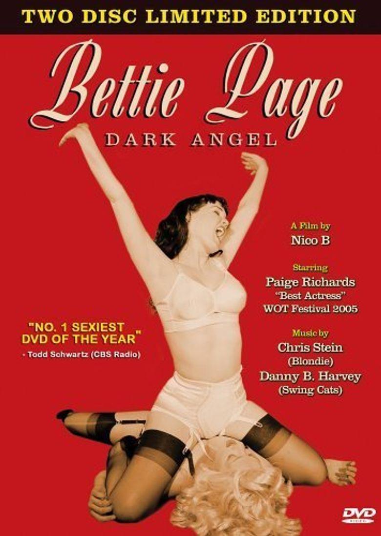 Bettie Page: Dark Angel Poster