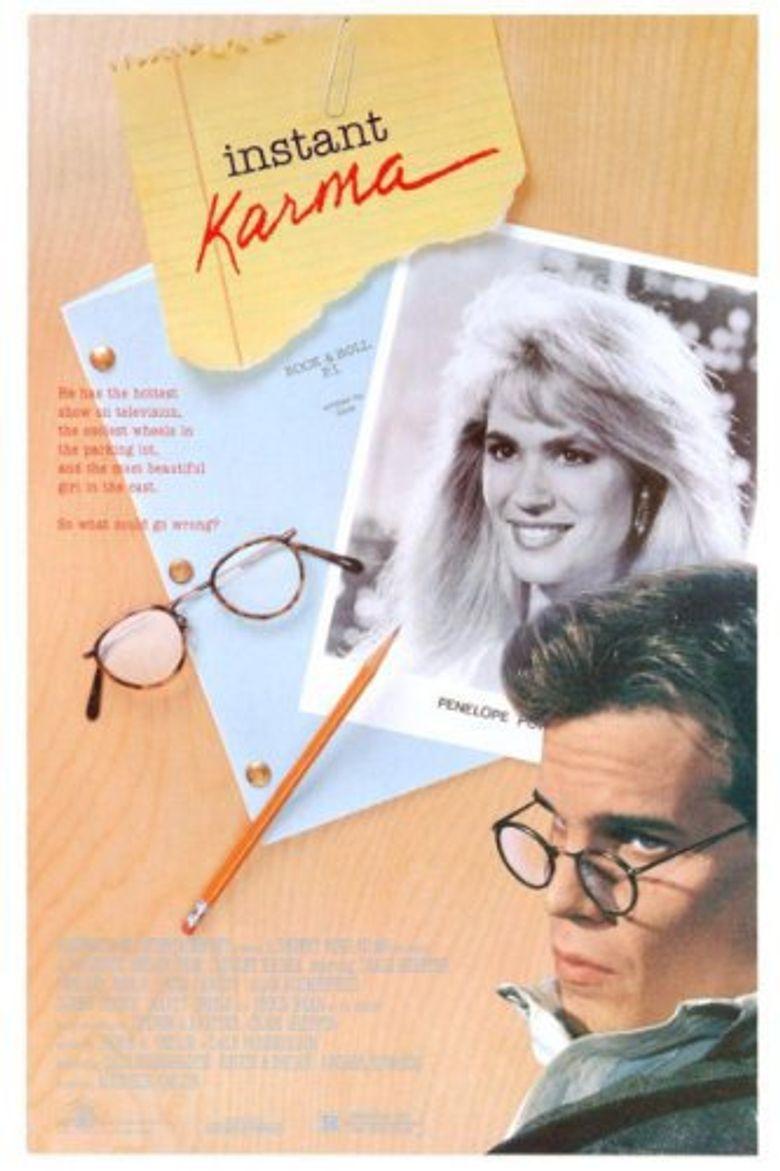 Instant Karma Poster