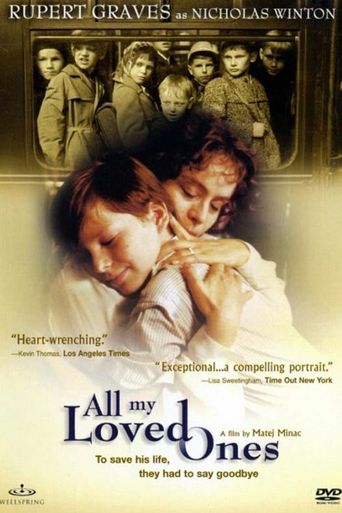 All My Loved Ones Poster