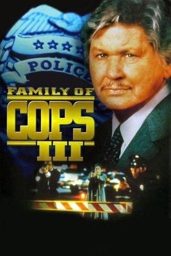 Family of Cops III - Under Suspicion Poster