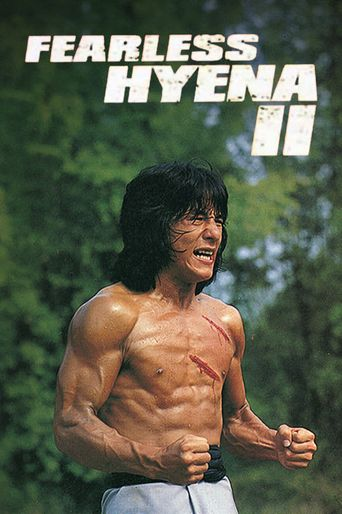 Fearless Hyena 2 Poster