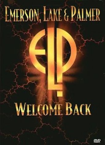 Emerson, Lake and Palmer: Welcome Back Poster