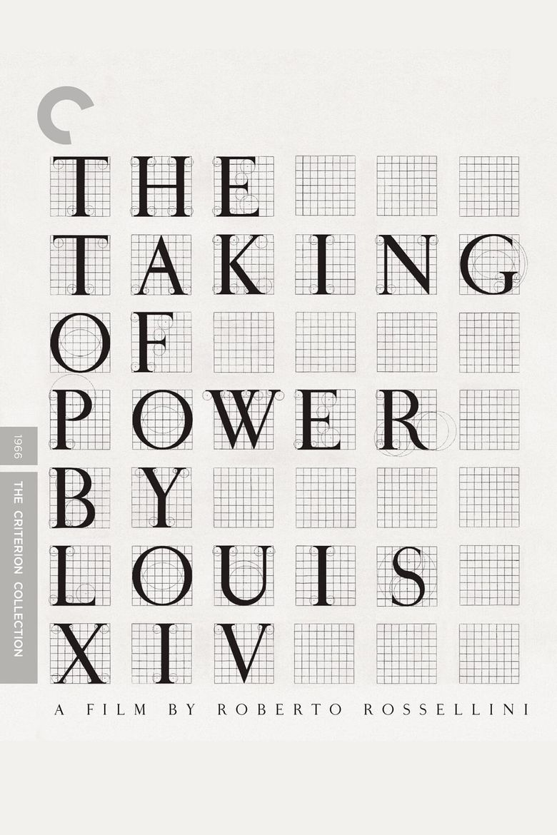 The Taking of Power by Louis XIV Poster