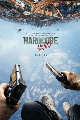Watch Hardcore Henry
