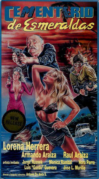 Contrabando de esmeraldas Poster