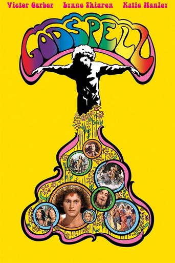 Godspell: A Musical Based on the Gospel According to St. Matthew Poster