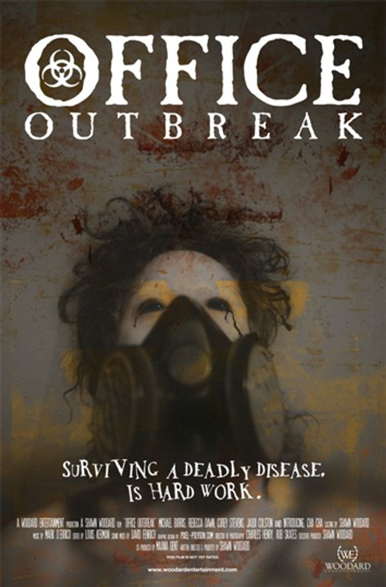 Office Outbreak Poster