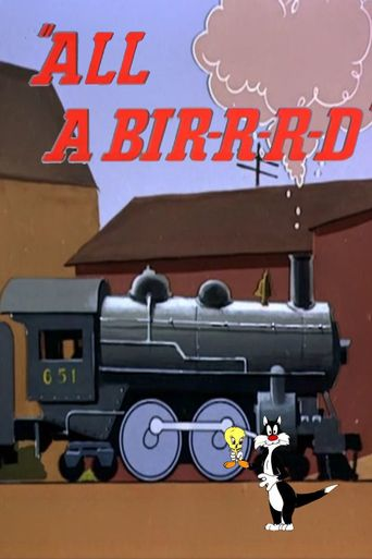 All a Bir-r-r-rd Poster