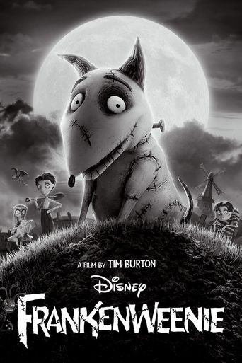 Watch Frankenweenie