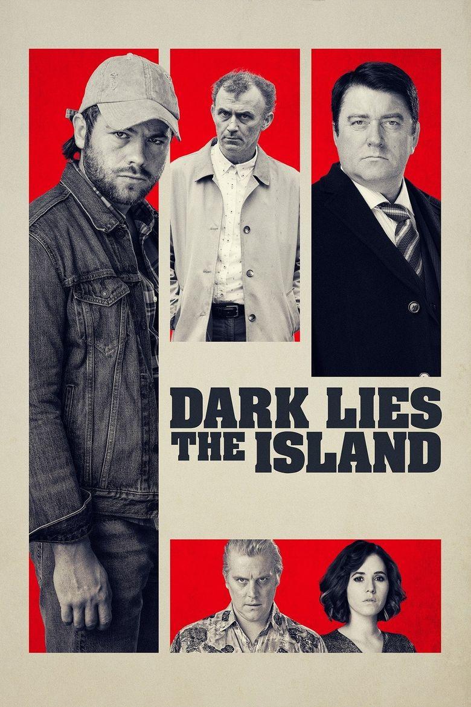 Dark Lies the Island Poster