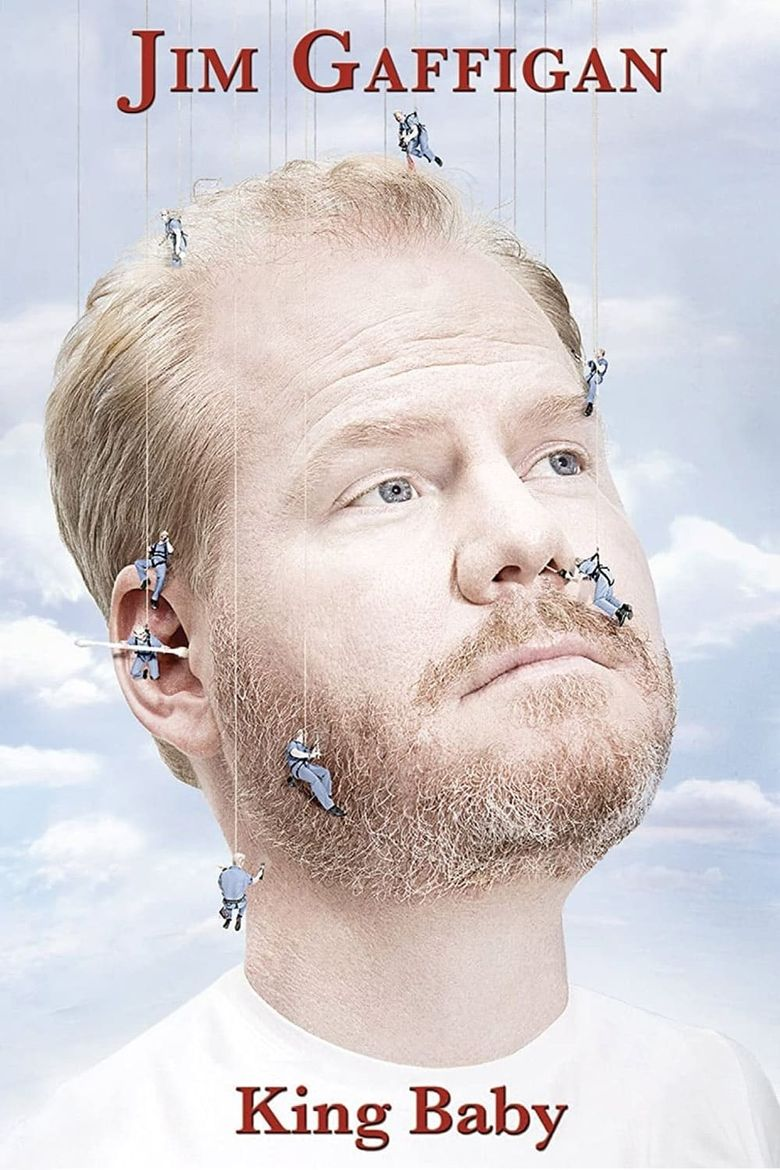 Jim Gaffigan: King Baby Poster